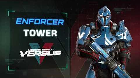 Modern Combat Versus Enforcer TOWER Trailer