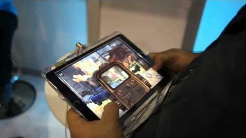 Modern Combat 5 gameplay at E3 2014