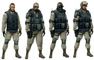 MC3 Soldiers