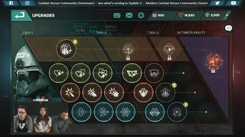 Modern Combat Versus What's in Update 5? Dev Livestream