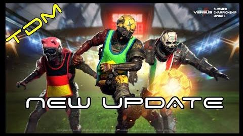 """New Update Out Now ! Modern Combat Versus """" New Map TDM & Super Charge"""""""