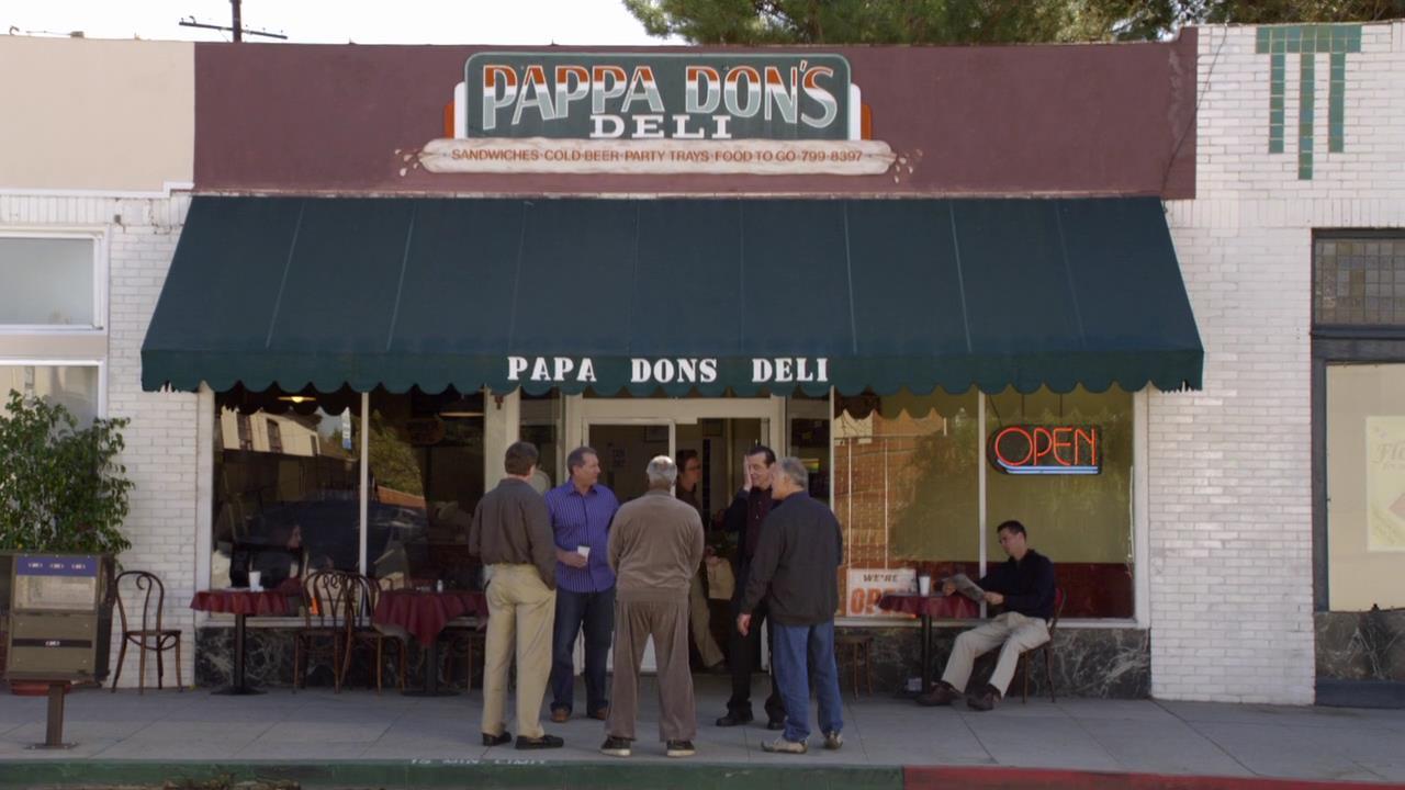 Pappa Don's Deli