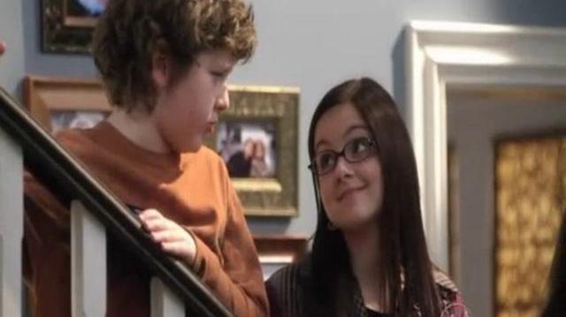 Modern Family Alex, Haley, and Luke (Adoption Scenes)