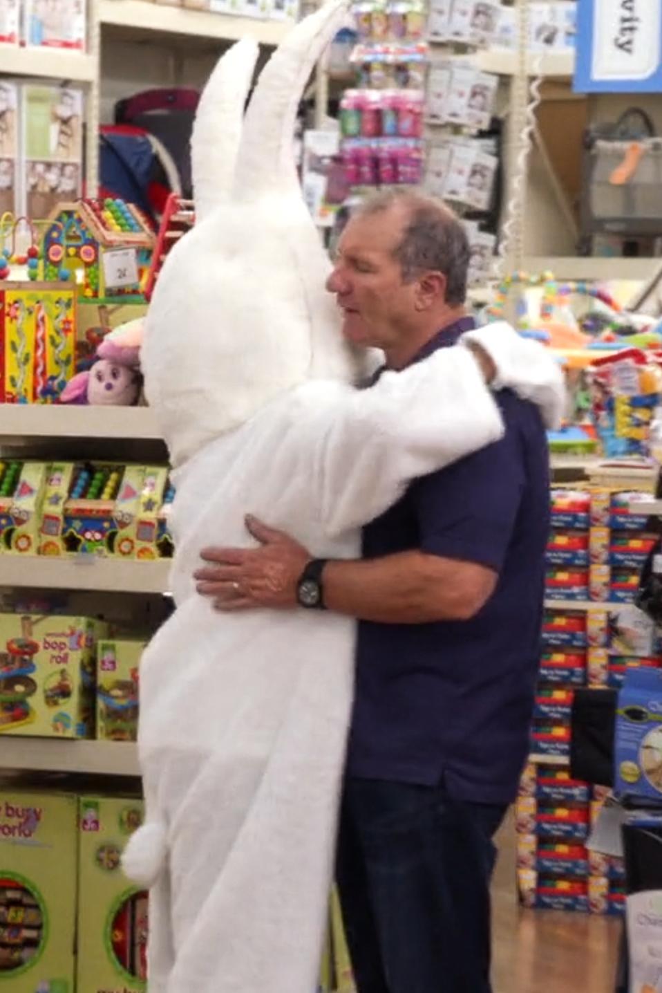 Hug-a-Bunny