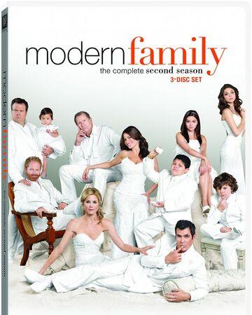 Season 2 Modern Family Wiki Fandom
