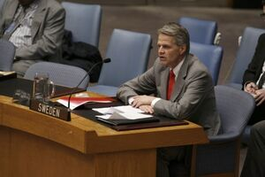 Anders Arvid Lidén at the UN during the Chad Oligarchy Contro.jpg