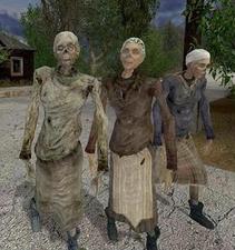 Зомби бабы