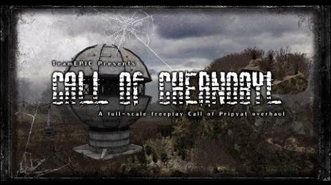 S.T.A.L.K.E.R. Call of Chernobyl - Начало