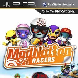ModNation Racers para la PlayStation Portable