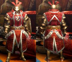 Armure Gardien Z/servante Z (Artilleur) (MH4U)