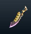 MH4U-Relic Great Sword 001 Render 005