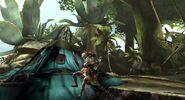 MHGen-Ancient Forest Screenshot 002