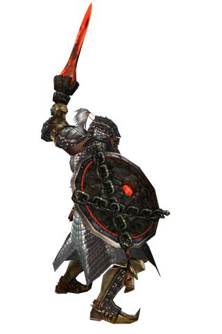 Maniement et utilisation - Épée & bouclier