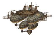 FrontierGen-Large Exploration Ship Render 001