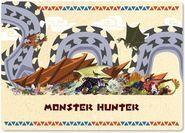 Monster Hunter 4 Size Chart