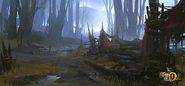 MHO-Dark Veil Forest Concept Art 012