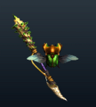 MH4U-Relic Insect Glaive 004 Render 004