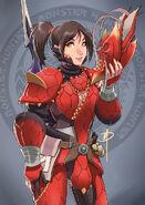 Volvidon Armor