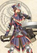 Jaggid Armor