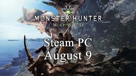 Monster Hunter World - PC Trailer