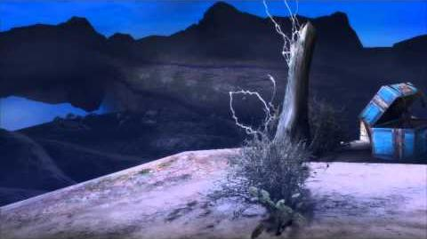 Cinématique 58-Terre des Extrêmes (Plaines de sable Nuit)