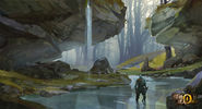 MHO-Dark Veil Forest Concept Art 002