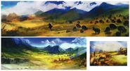 Monster-hunter-4-field-map-artwork-1