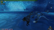 Giaprey in Polar Sea