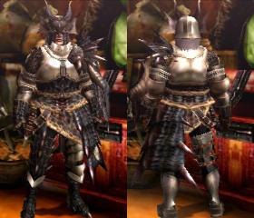 Armure de-dragon (Artilleur) (MH4)