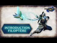 Monster Hunter Rise − Introduction Filoptère