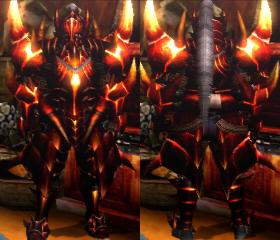 Armure Akantor X (Épéiste) (MH4U)