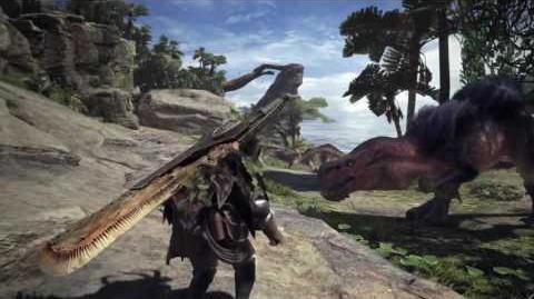 E3G1- Monster Hunter World Gameplay Interview (E3 2017)