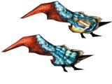 MH4U - Doubles Lames - Mégagriffes Velociprey