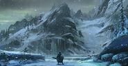 MHO-Yilufa Snowy Mountains Concept Art 013