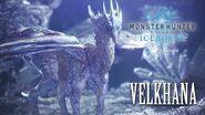 MHW Iceborne OST Velkhana Theme 1