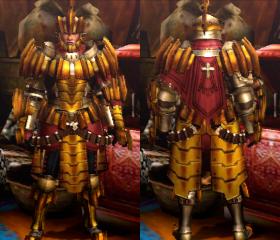 Armure Barroth X (Artilleur) (MH4U)