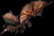 Rathalos Roi-enfer