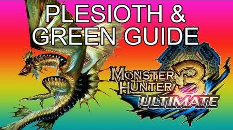 Plesioth/Guides