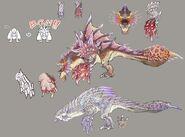 FrontierGen-Zenith Gasurabazura Concept Art 001