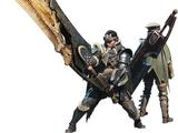 MHW - Armes