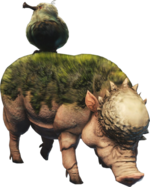 MHW-Mosswine and Bristly Crake Render 001.png
