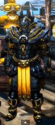 Armure Helios Z