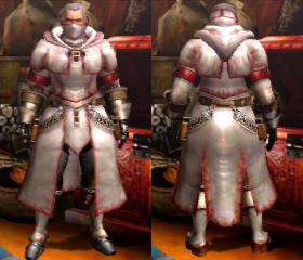 Armure Khezu X (Épéiste) (MH4U)