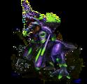 MHXR-Evangelion Brachydios Render 001