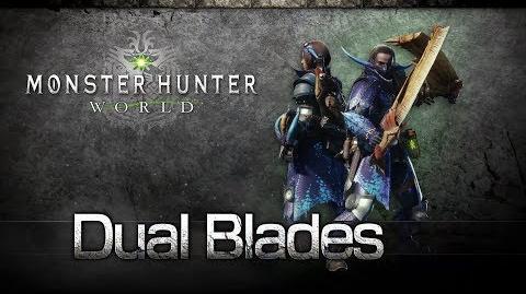 Monster Hunter World - Dual Blades Overview