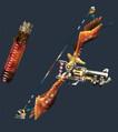 MH3U - Arc - Revolver Wroggi I