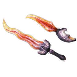 MH4U - Doubles Lames - Chameleos double