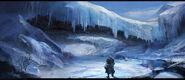 MHO-Yilufa Snowy Mountains Concept Art 006
