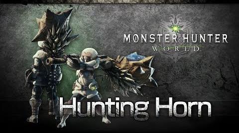 Monster Hunter World - Hunting Horn Overview