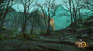MHO-Dark Veil Forest Screenshot 001